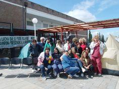 LOS PRINCIPIOS: Trabajadores del Hospital de Concepción del Urugua...