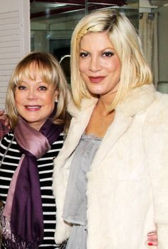Candy Spelling & Tori Spelling
