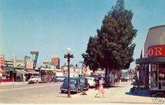 Vintage San Fernando Valley - Canoga Park, California - Sherman Way, I think California History, California Dreamin', Los Angeles California, Vintage California, Canoga Park California, San Fernando Valley, Valley Girls, Los Angeles Area, Old Photos