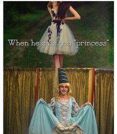 Cinderella ain't got nothin on him