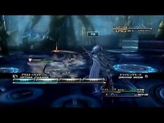 【PS3】FINALFANTASY13 オーディン 召喚 ライトニング【FF13】