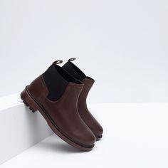 BOTÍN CHELSEA CLASSIC - Zapatos - Niño - Niños   4 - 14 años - NIÑOS   ZARA España