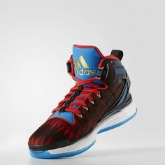 adidas - D Rose Boost 6 Shoes Adidas D Rose, Black Adidas, Adidas Men, Running Wear, Running Shoes, Adidas Sportswear, Boost Shoes, Workout Wear, Man
