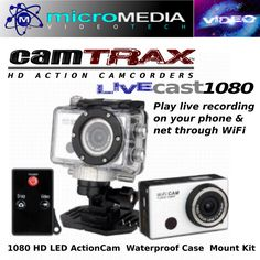 Featured Products - CAMTRAX extreme sports videos