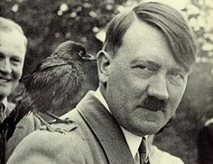 Hitler among friends