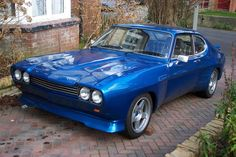 Explore David B-s& photos on Photobucket. Ford Capri, Custom Cars, Australian Muscle Cars, Old Scool, Mercury Capri, Moto Car, Old Fords, Ford Falcon, Dream Cars