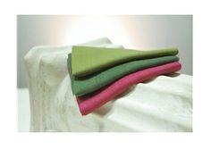 Abbildung für das Produkt Jahreszeitentücher 3er-Set 100% Schurwolle (kbT), 65x65cm