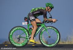 Ironman champ Heather Jackson on her Crazy Horse Painted Cannondale Slice. Cycling Wear, Cycling Girls, Female Cyclist, Female Bike, Cycle Chic, Cycling Equipment, Iron Man, Fitness, Triathlon Bikes