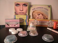 "Yardley makeup was the  coolest thing in the world for teen girls in the mid to late sixties. Jean Shrimpton and Twiggy were their best known models, and the line advertised in the Beatles' concert programs and later on the tv show ""The Monkees."