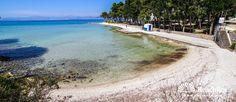 Beach Tri Mosta - Supetar - Island Brač - Dalmatia - Split - Croatia