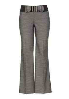 Polished Gray Trouser Pants available at #Maurices
