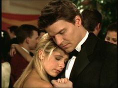 Buffy and Angel one of my favorite episodes