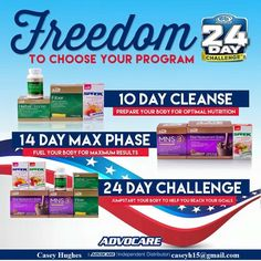 Get fit for the 4th!!! Join my group today...and look and feel amazing before July 4!!!  www.caseyhughes.mychampionpage.com/24-day-challenge/