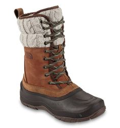 The North Face Shellista Lace Mid Winter Boots - Women's
