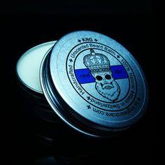 KNG BeardCare Bartbalm royal blue Royal Blue, Beard Oil