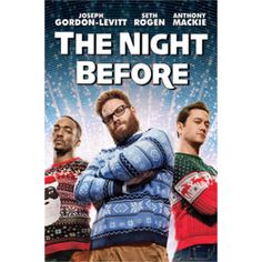 The Night Before by Jonathan Levine