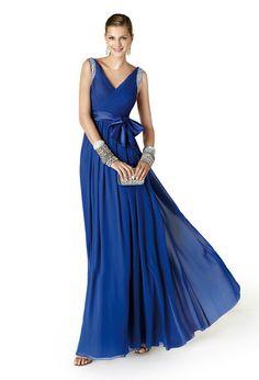 5 lojas com vestidos para madrinhas de casamento. #casamento #vestido #madrinha #convidada #azul #StPatrick