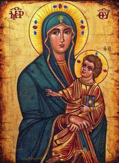 Inspirational Bible Quotes, Blessed Virgin Mary, Love Mom, Orthodox Icons, Sacred Art, Santa Maria, Catholic, Lord, Faith