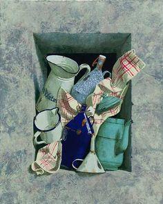 Kenne Gregoire 1951 | New realism dutch painter | Tutt'Art@ | Pittura * Scultura * Poesia * Musica |