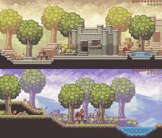Game Mockup 2 by Pukahuna.deviantart.com on @deviantART