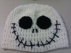 In this video tutorial you will learn how to make a basic beanie. You will then learn how to embellish this beanie with the face of Jack Skellington. This is favorite character for many people. This beanie is easy to do and will become one of your favorites. Use it as a costume or just as a fun beanie. This halloween this would make a good ...