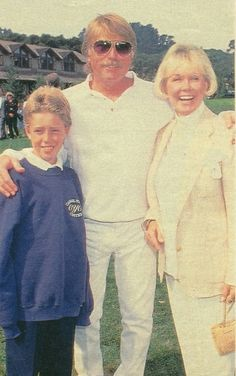 Doris Day, son Terry Melcher and grandson Ryan Melcher) On November 19, 2004, Terry Melcher died at his home of melanoma, after a long illness. He was 62 and was survived by his wife, Terese, his son, Ryan Melcher, and his mother, Doris Day