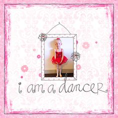 I am a dancer; kits weedsandwildflowers/Gina Marie Huff/kits/Tiny Tens 4 frame (modified); playing with wire ShinyWords; alpha playing with wire ShinyWire;  The Hope Collection/pp;Sweet & Simple #6/pp (blended), flower scatter The Digichick/Charmbox Studios re-size for web action, shadow work 45 drop shadows