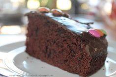 Tolle Zeit: Locker, luftiger Schokoladenkuchen