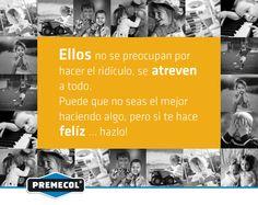 #DiadelNiño 2015 ★ Este Domingo recordemos junto a ellos todo aquello que realmente es especial y divertido.