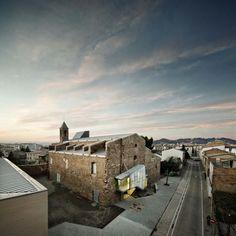 Ex-Convent de Sant Francesc, David Closes arquitecte