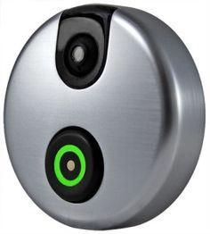 iDoorCam WiFi Doorbell - See Who's at Your Door