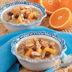 Fruited Oatmeal