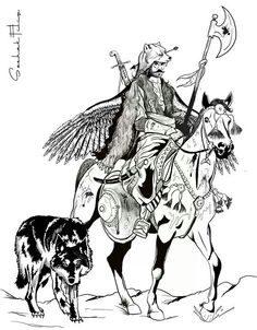 "Ottoman soldier called ""deli"" Military Art, Military History, Turkey History, Medieval, Ottoman Turks, Turkish Army, Iron Age, High Fantasy, Fantasy Warrior"