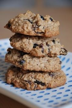 混ぜて焼くだけ♪オートミール クッキー by こっこまめまめ [クックパッド] 簡単おいしいみんなのレシピが242万品