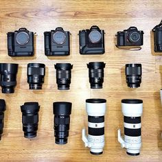 When photographers pack light.. Tag a photog   Sweet collection and Shot by @gauravsawn