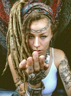 Hi everyone, My name is Monica. My company is called Bohisha I am an indigo-hippie-dreadhead, a...