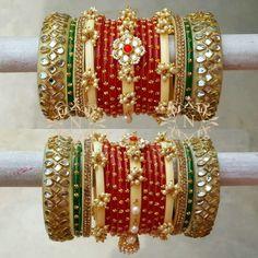 Need Cash? Silk Thread Bangles, Thread Jewellery, Bridal Bangles, Bridal Jewelry, Dainty Jewelry, Chuda Bangles, Kundan Bangles, Bangle Set, Jewelry Patterns