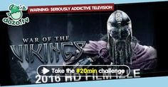 Warning. Seriously addictive television. Take the #dozotvchallenge.