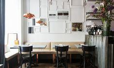Salle Intérieur Restaurant Rue du Nil Paris Frenchie Grégory Marchand
