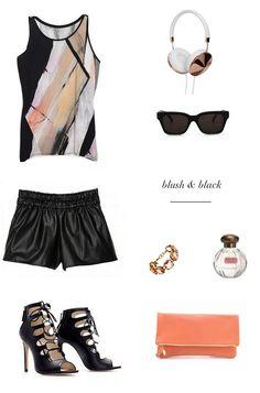 Leather Shorts! Shop DIVERGENCE CLOTHING http://divergenceclothing.com/