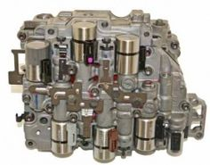 AUTOMATIC GEARBOX VALVE BLOCK VALVE BODY  FOR CITROEN & PEUGEOT EQUIPPED WITH Aisin AW Co.  AM6C TRANSMISSION  TO SUIT:  CITROEN C4 C4 PICASSO C5 Mk1 & Mk2 C6 C8  PEUGEOT 307 Mk2 308 3008 407 508 5008 607 Mk2 807  COMPATIBLE NUMBERS: AF40-TF80SC 2570E4