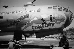 """Boeing B-29 Superfortress """"SOUTHERN COMFORT"""""""