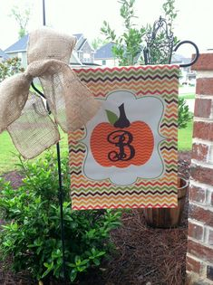Hey, I found this really awesome Etsy listing at http://www.etsy.com/listing/157036672/custom-personalized-yard-sign-pumpkin