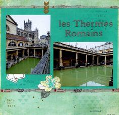 Les Thermes romains - Le blog de scrapacrolles