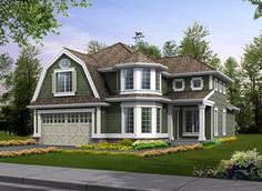 Cape Cod House Plans - Stock Home Plans for Every Style - CornerStone Designs