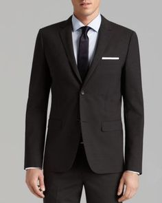 THEORY Wellar Slim Fit Suit Separate Sport Coat. #theory #cloth #