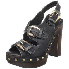 rockin black shoes