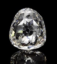 The historic 34.98ct Beau Sancy Diamond of the Royal House of Prussia will be auctioned by Sotheby's Magnificent Jewels & Noble Jewels Geneva sale on May 15, 2012 w/ an estimate of 2-4 million dollars. Just in case you're in the market for a royal gem!
