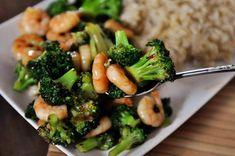 Fried Broccoli, Broccoli Stir Fry, Broccoli Beef, Asian Broccoli, Asian Recipes, Great Recipes, Healthy Recipes, Delicious Recipes, Favorite Recipes
