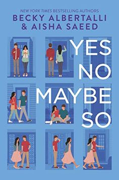 A book about the power of love and resistance from New York Times bestselling authors Becky Albertalli and Aisha Saeed. YES Jamie Goldberg is cool with volunteering for his local state senate candidate—as long as he's behind the scenes. Ya Books, Good Books, Books To Read, Teen Books, Reading Books, Reading Lists, Book Lists, Books For Teens, Children Books